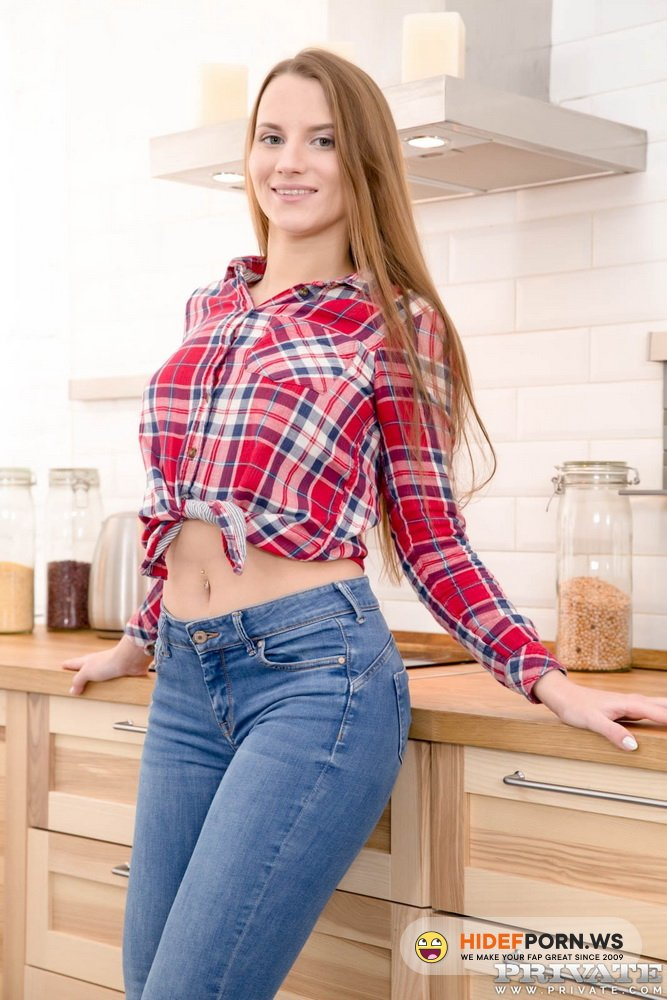 AnalIntroductions.com/Private.com - Stella Flex - Hot Teen Addicted To Anal [HD 720p]