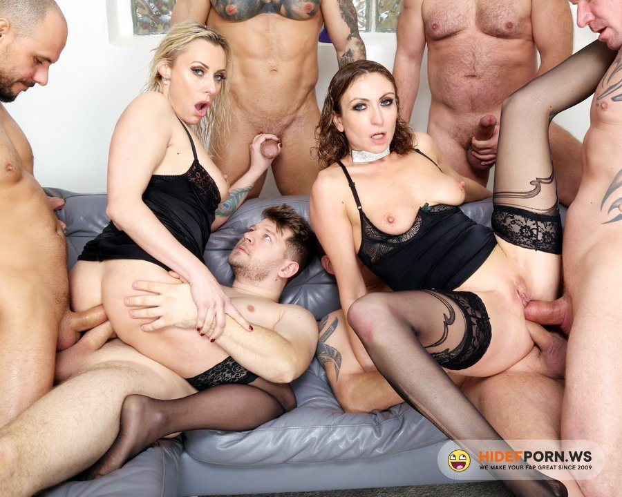 AnalVids.com, LegalPorno.com - Brittany Bardot, Julia North - Monsters Of Milf Goes Wet With Julia North And Brittany Bardot 2, Balls Deep Anal, DAP, Anal Fisting, ATOGM, Buttrose GIO1769 [FullHD 1080p]