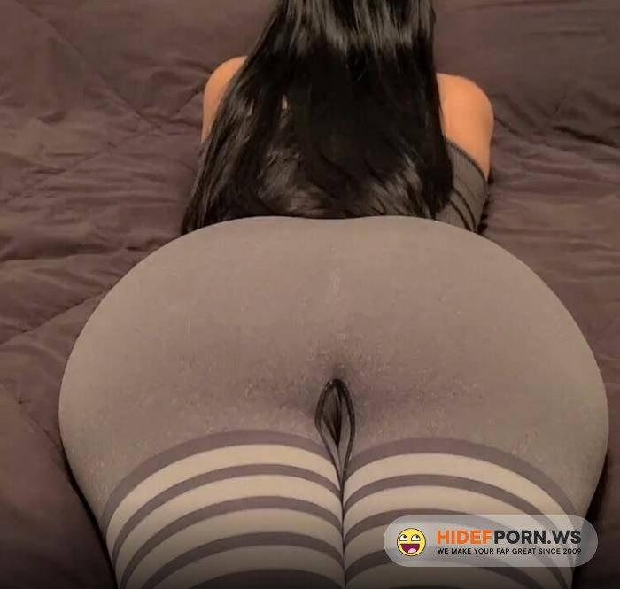 Amateurporn.cc - Crystal Lust - Huge Ass In leggins [FullHD 1080p]