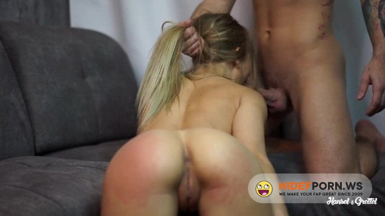 Pornh.com - Hansel Grettel - Sporty likes spanking ass before fuck and cum in her mouth [HD 720p]