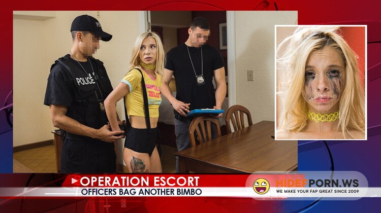 OperationEscort.com - Kenzie Reeves - Officers Bag Another Bimbo [FullHD 1080p]