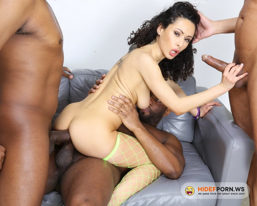AnalVids.com, LegalPorno.com - Stacy Bloom - Black Pee Matters, Stacy Bloom VS 3 BBC, Pee Drink, Balls Deep Anal, DAP, ButtRose, Anal Fisting, Creampie And Swallow GIO1790