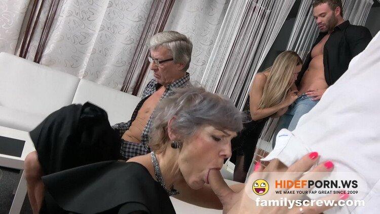 FamilyScrew.com - Irenka and Polina Max - Family Cruising Swingers Club [FullHD 1080p]