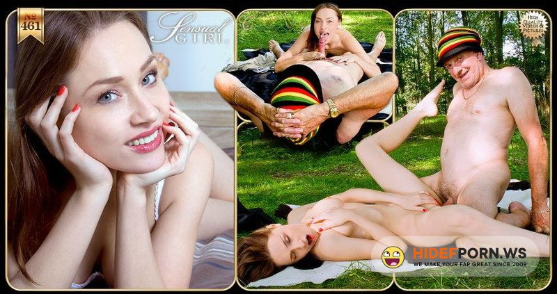 Oldje.com - Hippie Macy - Young Trip For Senior [HD 720p]