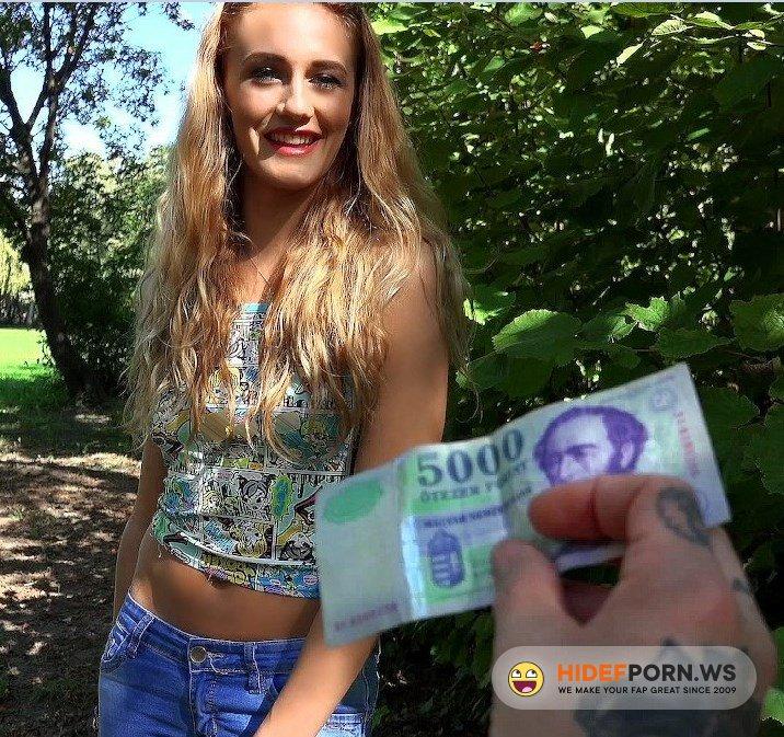 PickupGirls.com - Linda Leclair - Slim Hungarian Girl Takes Fat Dick [FullHD 1080p]