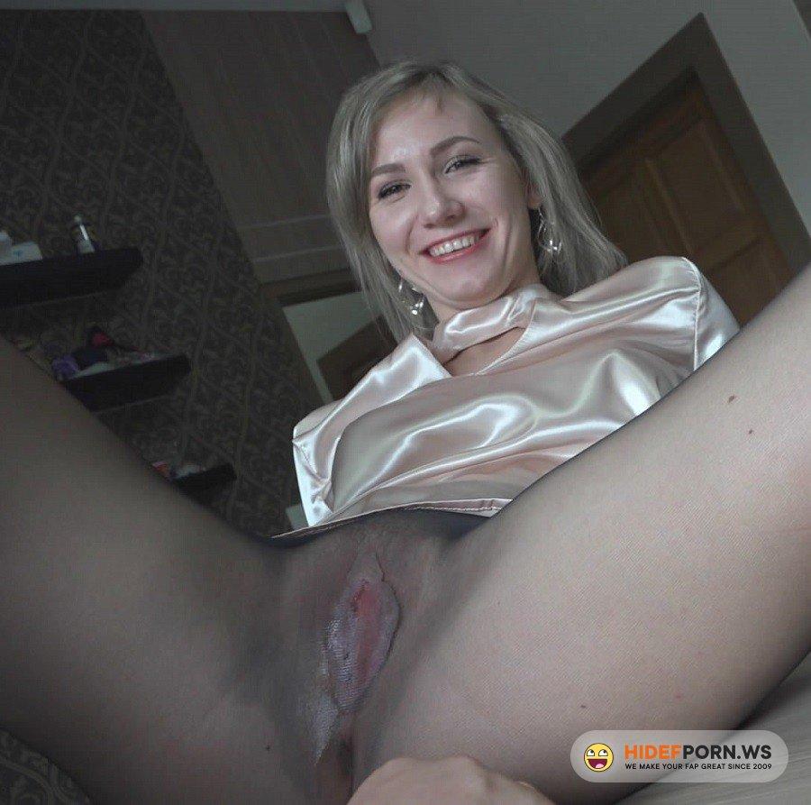 Amateurporn.cc - Angel Desert - Legwear Fuck And Creampie [FullHD 1080p]