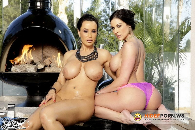 TheLisaAnn.com - Kendra Lust, Lisa Ann - Sexual Divas -Jacuzzi Fuck Fest [FullHD 1080p]