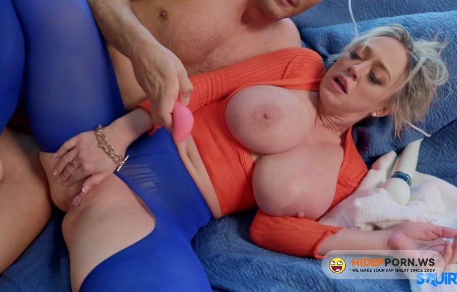 Squirted - Dee Williams - Blonde Milf Anal Squirt Fuck [2021/HD]