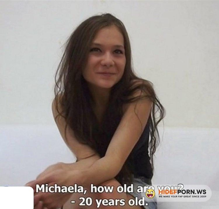 CzechCasting.com - Michaela - Teen On Czech Porn Casting [HD 720p]