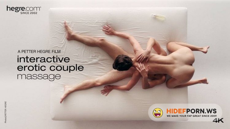 Hegre.com - Charlotta aka Charlotta Phillip, Kykola - Interactive Erotic Couple Massage [UltraHD 4K 2160p]