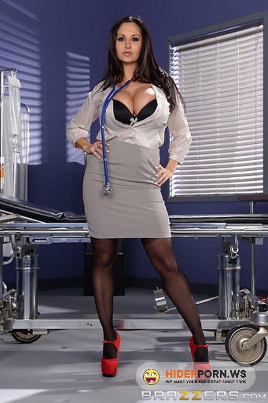 DoctorAdventures.com/Brazzers.com - Ava Addams - The Dick Doctor [SD 480p]