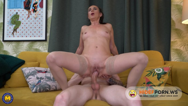 Mature.NL - Emi - oves herself the cock from a horny toyboy [HD 720p]