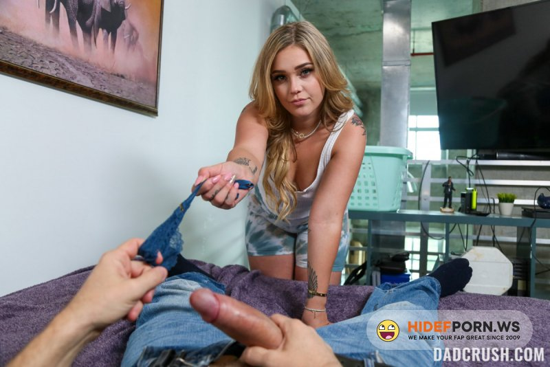DadCrush - Kali Roses - Stepdaughter Knows How To Bargain [SD 480p]