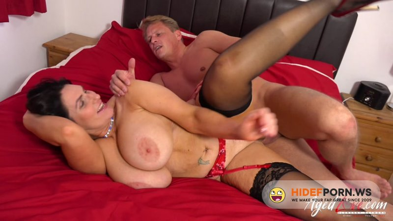 Oldnanny - Josephine James - With Big Tits Fucking With Marc Kaye [4K 2160p]