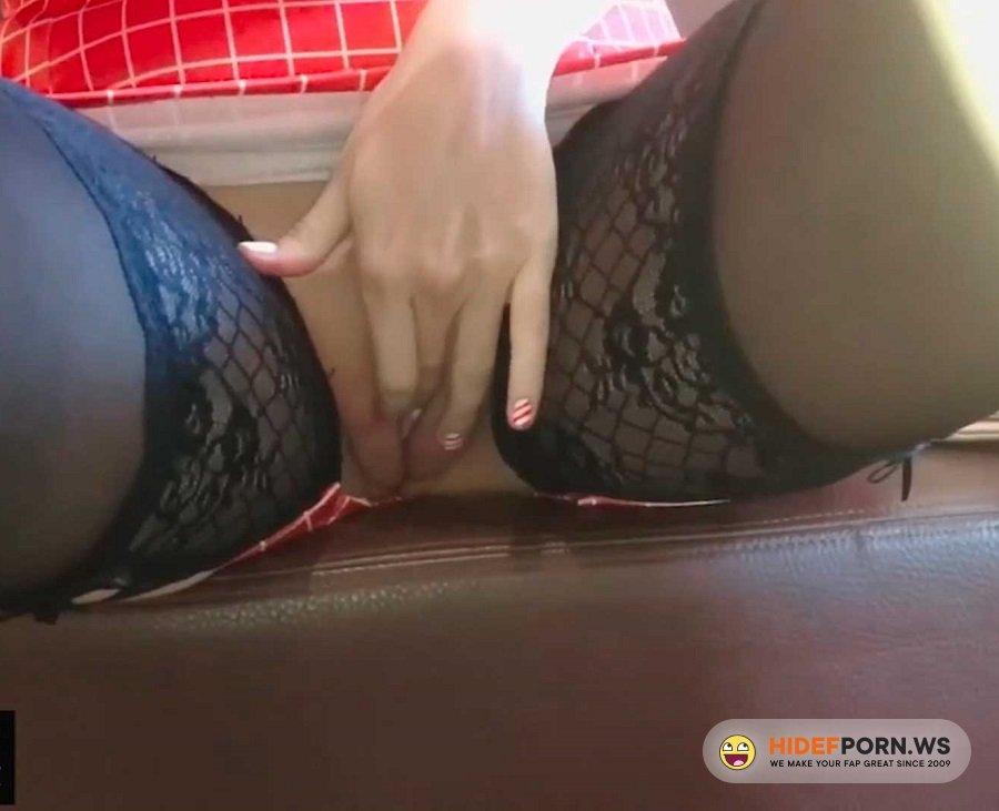 PublicFuck.сom - Kisscat Public - Blowjob And Sex In Macdonalds WC [FullHD 1080p]