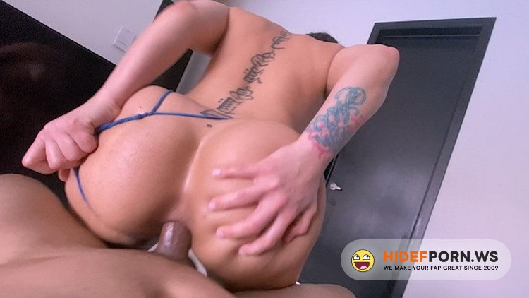 Porn.com - Yinyleon - Freaky Hot Mom Teases pool guy and get a Profound Anal Fuck [FullHD 1080p]