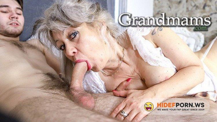 Grandmams.com - Unknown - Granny Next Door is a Cheating Slut [FullHD 1080p]