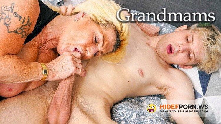 Grandmams.com - Unknown - Grannys Acting like a Slut Again [FullHD 1080p]