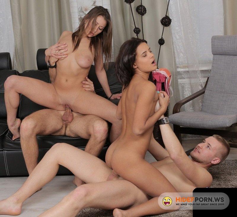 MyTeenVideo.com - Laura, Mandy - Teen Swinger Sex [FullHD 1080p]