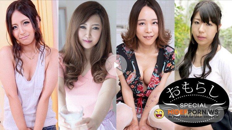 1pondo.tv - Harumi Asano, Rumi Kanzaki, Nana Nanase, Yumi Sasaki - The Spring Show: Splash version of nasty women [FullHD 1080p]