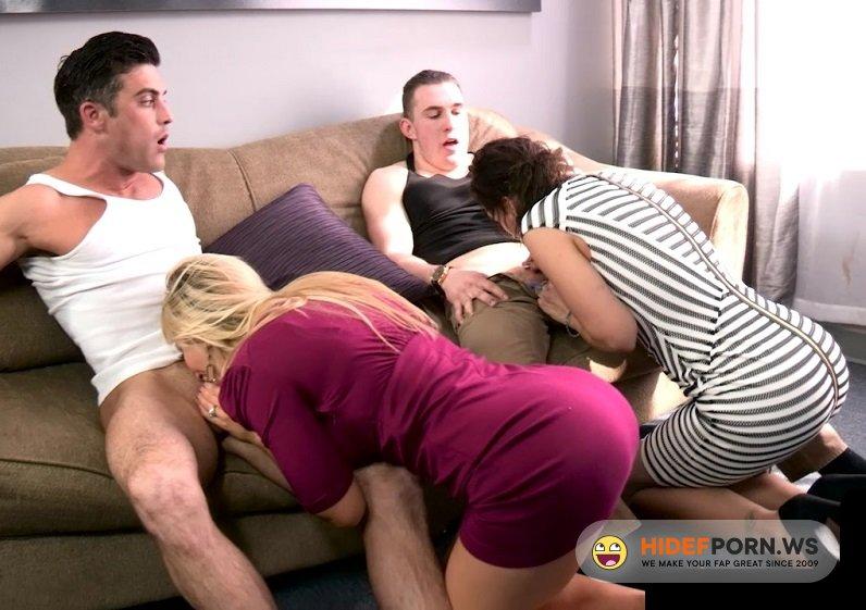Mature.com - Ashley Fires, Anya Olsen - Swinger Sex [HD 720p]