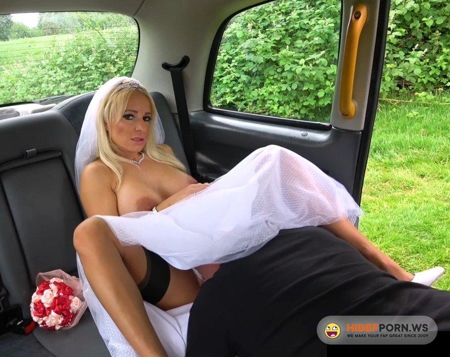 Private.com - Tara Spades - Bride Creampie In Taxi [HD 720p]