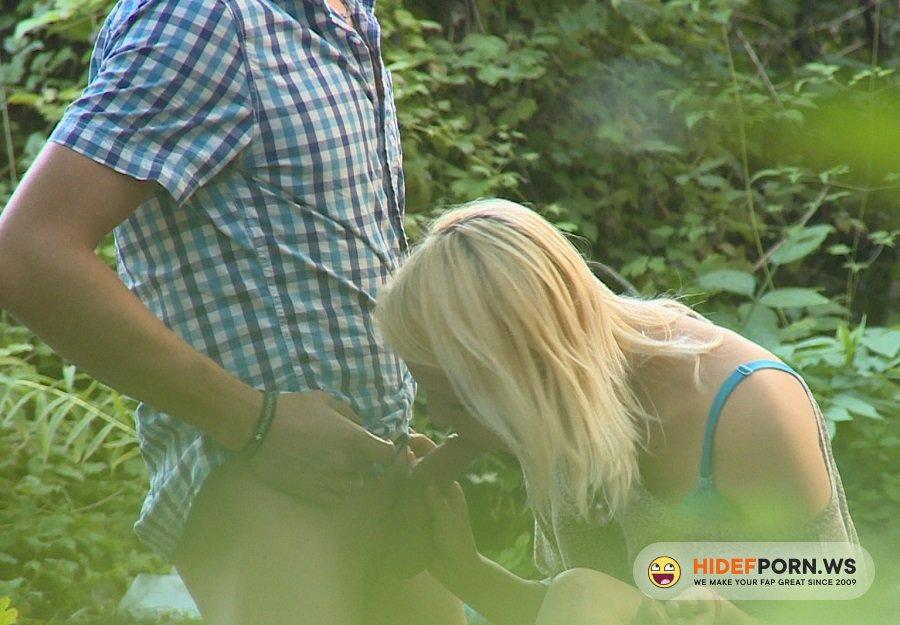 CzechExperiment.com - Jana - Blonde Girl Want Suck Cock [HD 720p]