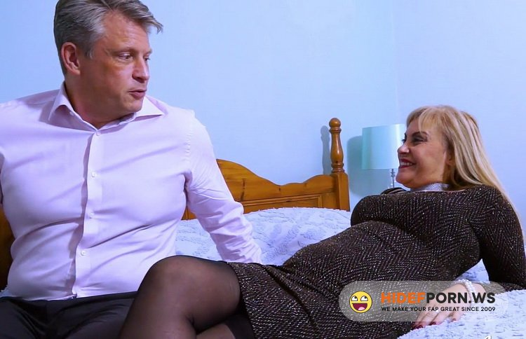 AgedLove.com - Ruby Stone - Sexy Latin Lady With Intimate Piercing Fucks British Guy [FullHD 1080p]