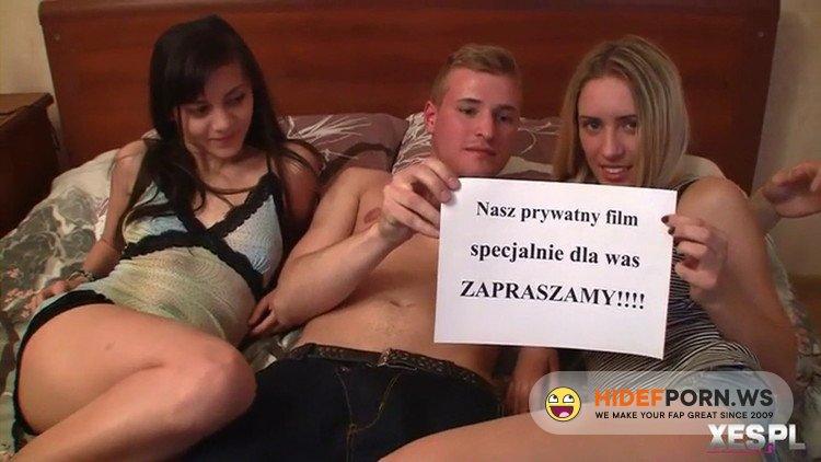 Xes.pl - Sara, Martyna - Sara Martyna i ich kolega [HD 720p]