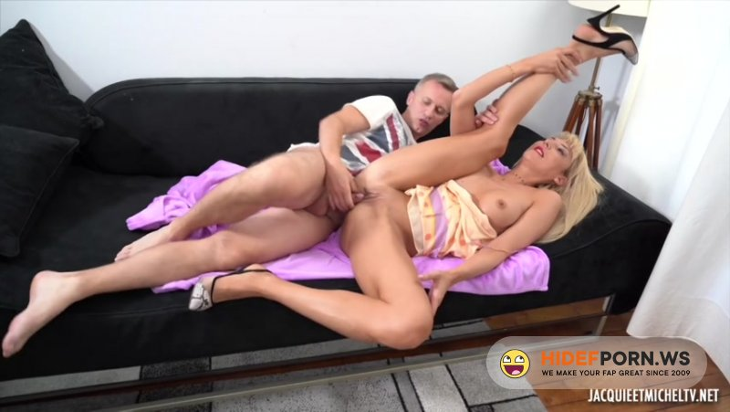 JacquieEtMichelTV - Kateryna - Kateryna Loves Anal Fisting! [HD 720p]