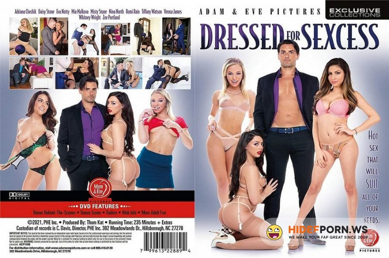 Dressed For Sexcess [2021/WEBRip/FullHD]