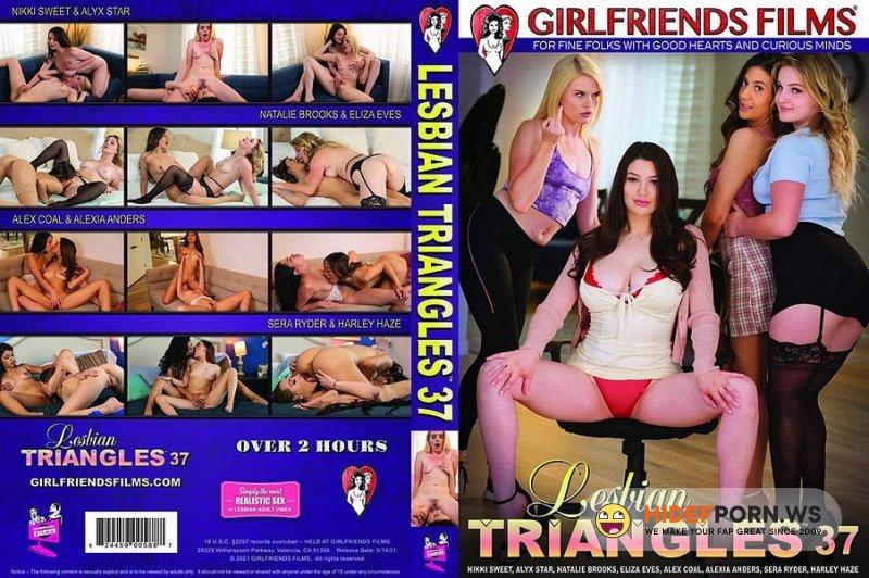 Lesbian Triangles 37 [2021/WEBRip/FullHD]