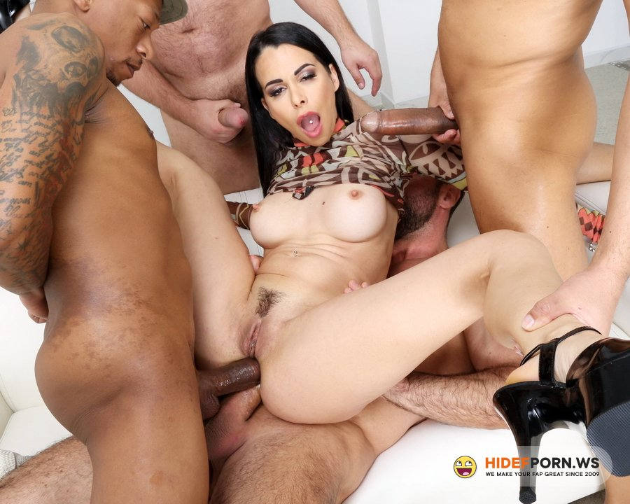 AnalVids.com, LegalPorno.com - Jessy Jey - DAP And Squirt With Jessy Jey, 4 On 1, Anal Fisting, DAP, Gapes, Squirt Drink, Creampie Swallow And Cumswallow GL434 [HD 720p]