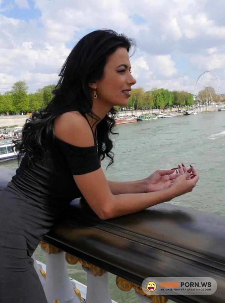 Drcel.com - Shalina Devine - Hot Milf Gang Bang In Bar [FullHD 1080p]