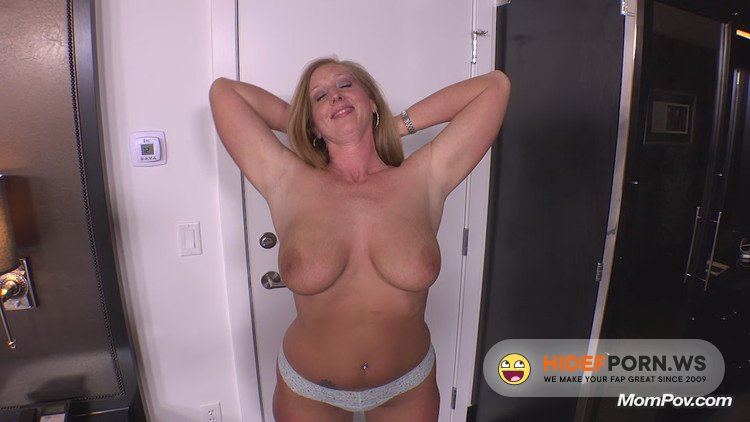 Mompov.com - Angie - 31 year old ginger with big tits and ass [HD 720p]