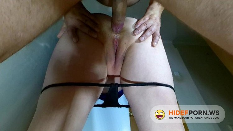 OnlyFans.com - kiss_al01 - My husband finished me in anal near the refrigerator [FullHD 1080p]
