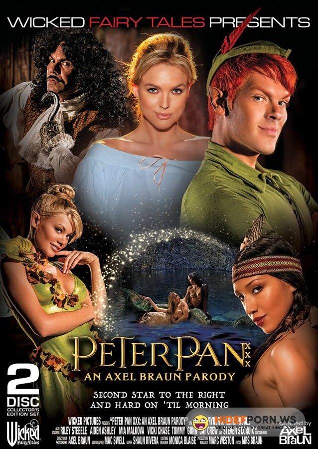 Private.com - Keira Nicole, Riley Steele, Aiden Ashley, Mia Malkova, Vicki Chase, - Peter Pan XXX [SD 480p]