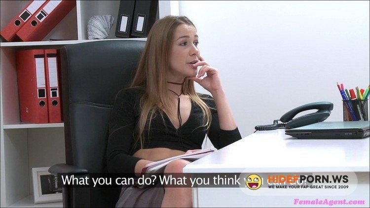 FemaleAgent.com/FakeHub.com - Alexis Crystal aka Anouk - Tight Wet Pussy Empties Studs Balls [FullHD 1080p]