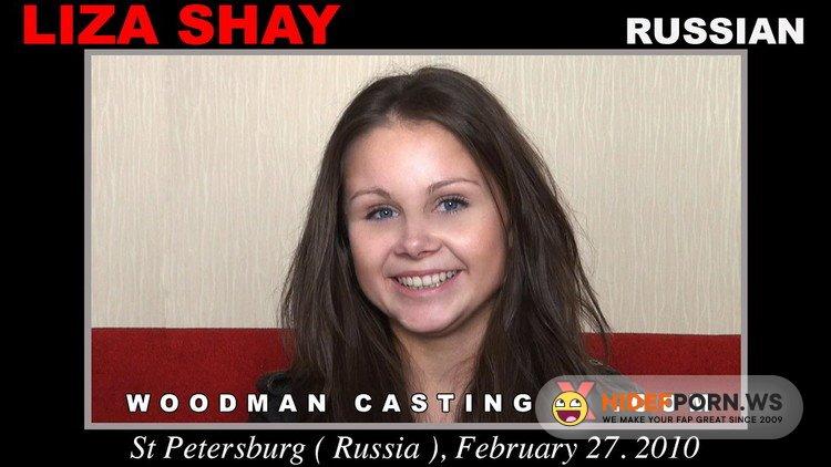 WoodmanCastingX.com - Liza Shay - Casting [HD 720p]