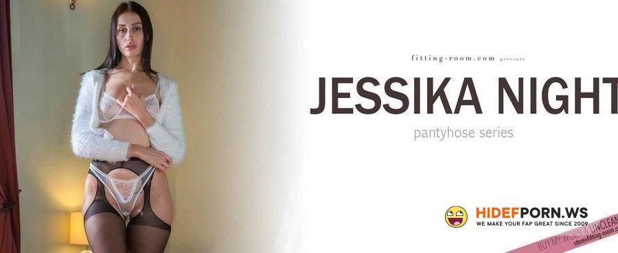 Fitting-Room - Jessika Night - Creamy Orgasm [2021/FullHD]