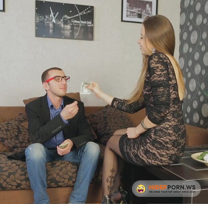 MyTeenVideo.com - Taissia Shanti - Try Sell Sex For Money [HD 720p]