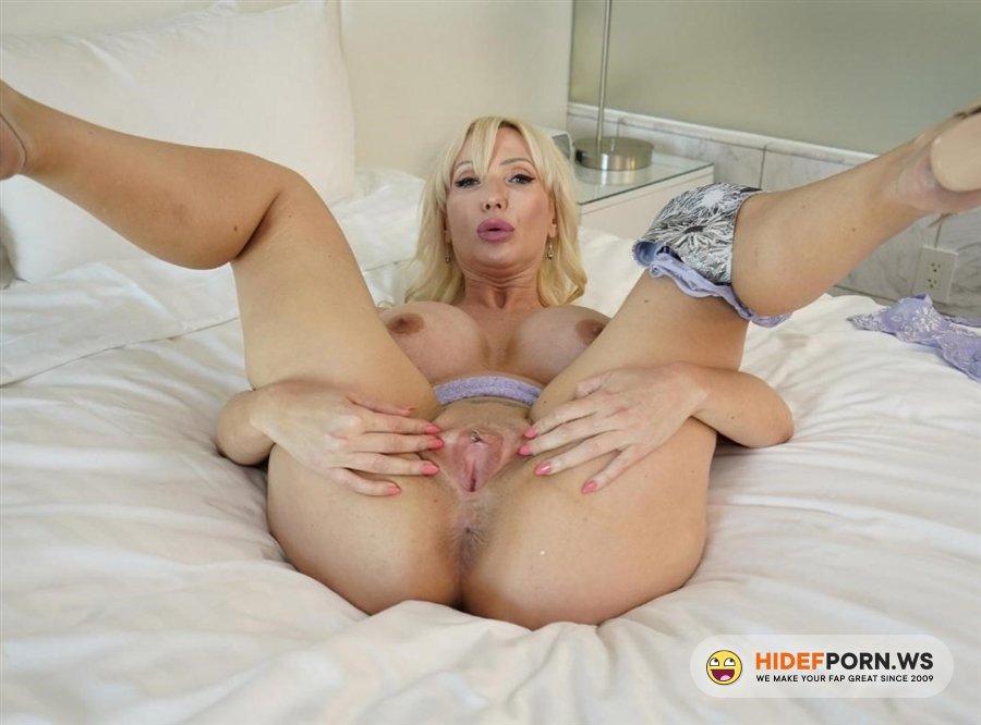 POVMasters - Victoria Lobov - Big Tits Blonde Cougar Victoria Lobov Pov Big Dick Sex [2021/FullHD]