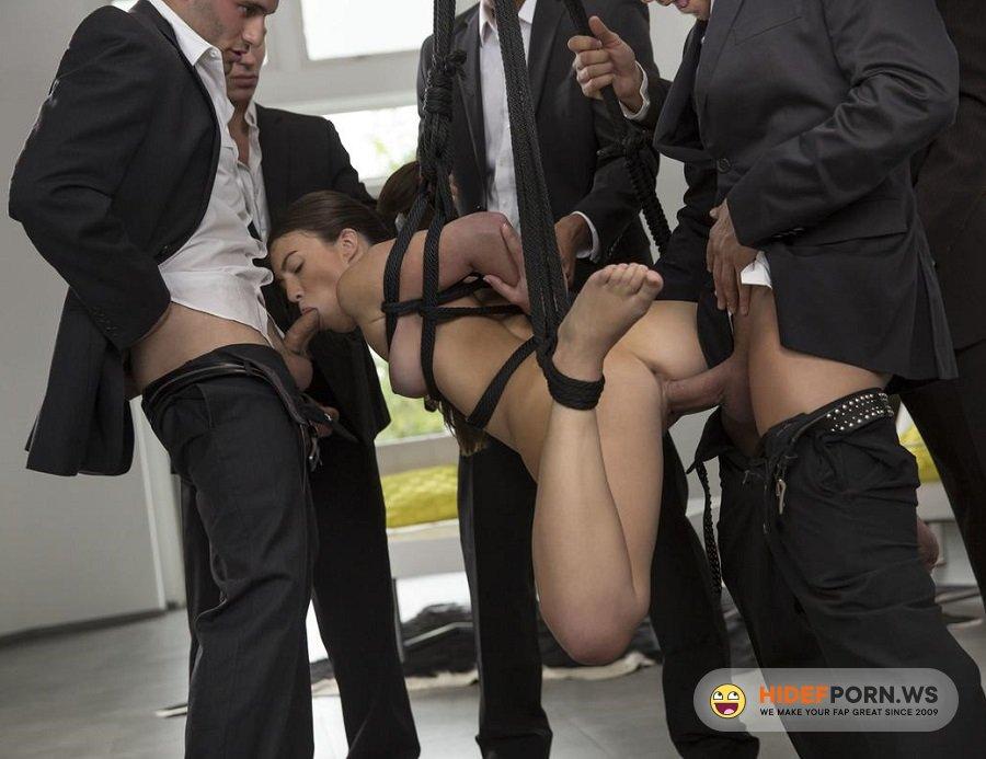 Private.com - Tifanny - Bondage Gang Bang [HD 720p]