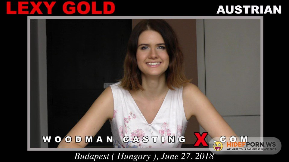 Woodman.com - Lexi Gold - Porn Casting [SD 540p]