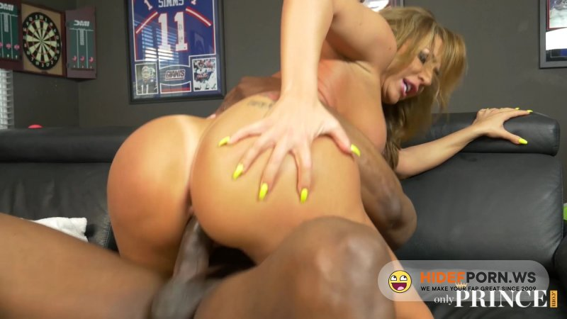 OnlyPrince - Richelle Ryan - Big Boobed MILF Offers Up Her Eager Holes [SD 480p]