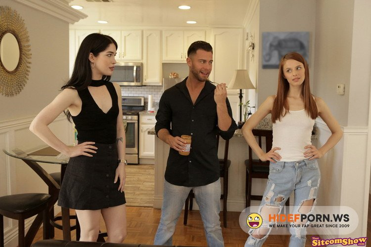 ThatSitcomShow.com - Evelyn Claire, Jillian Janson - Friends With Benefits The One With Monica And Rachel [FullHD 1080p]