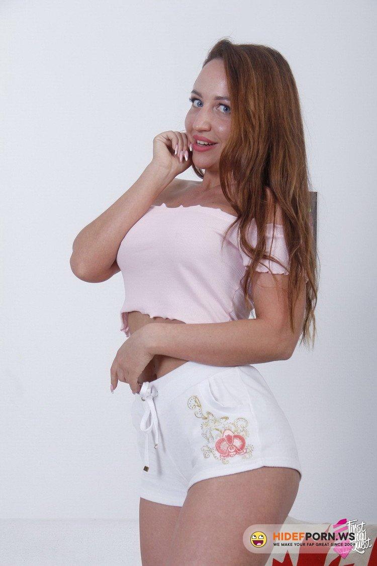 FirstAnalQuest.com - Natali Ruby - Big Tittied Hottie First Gaping Anal [FullHD 1080p]