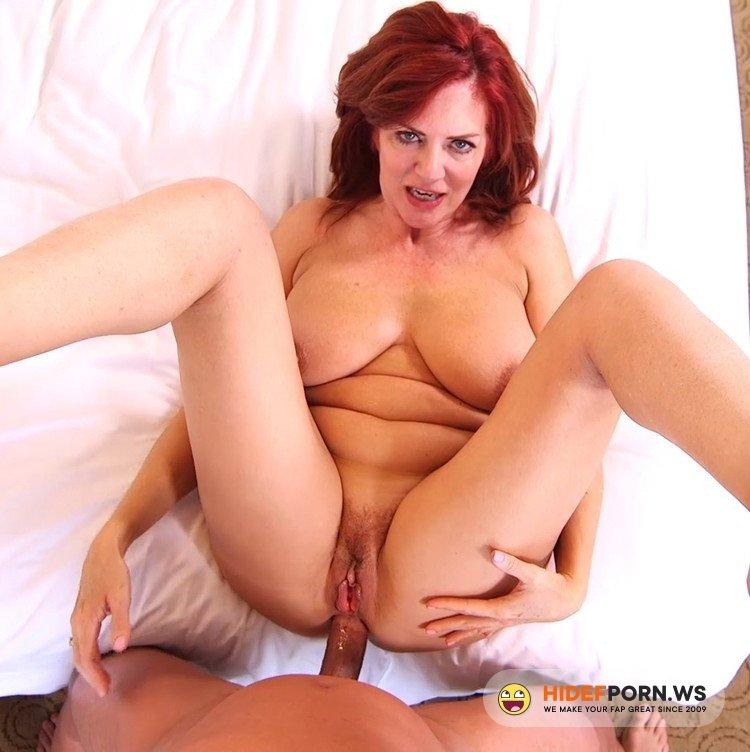 MomPov.com - Andi - Epic natural redhead MILF cougar [FullHD 1080p]