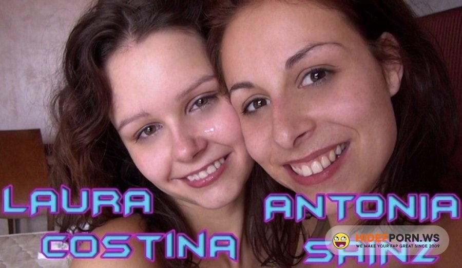 Woodman.com - Antonia Sainz, Laura Costina - Wake Up And Fuck [SD 540p]