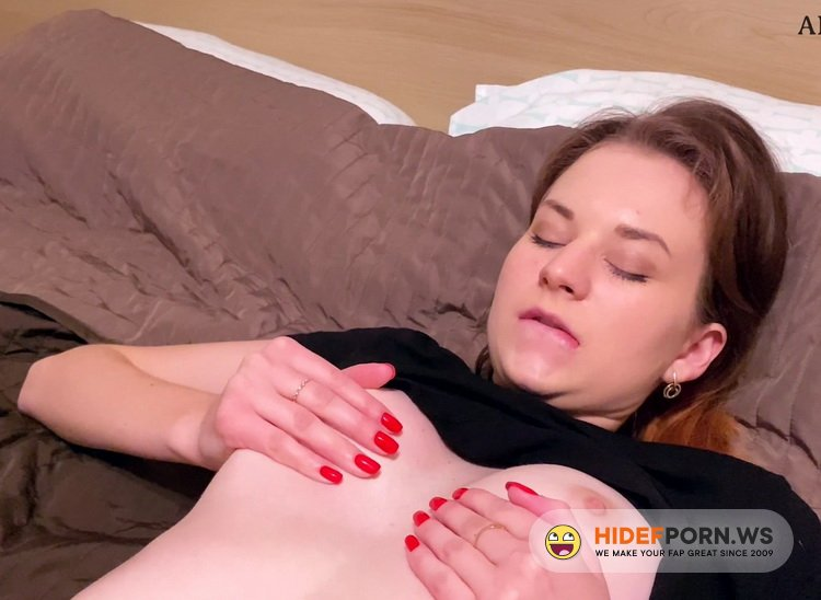 PornHub/PornHubPremium - Anna Bali - Because of her Long Legs and Wet Pussy, my Cock can hardly be Held so as not to Cum [UltraHD/4K 2160p]
